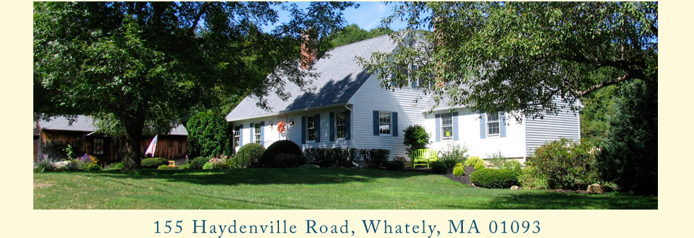 155 Haydenville Road, Whately, MA 01093